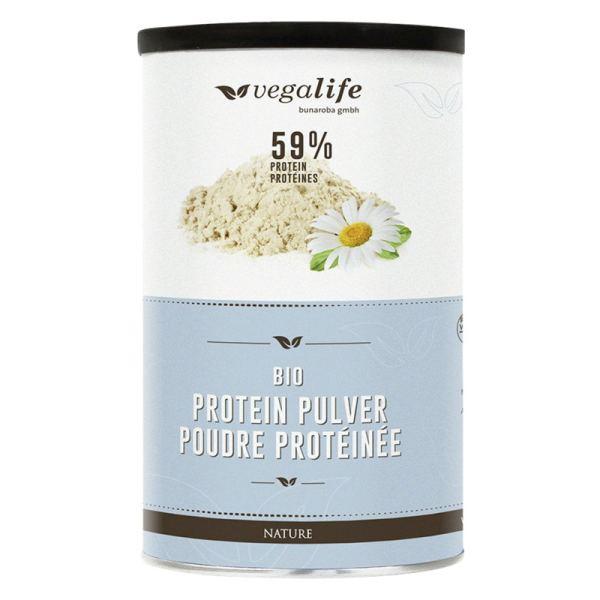 Vegalife Protein Pulver Natur Dose 450 g